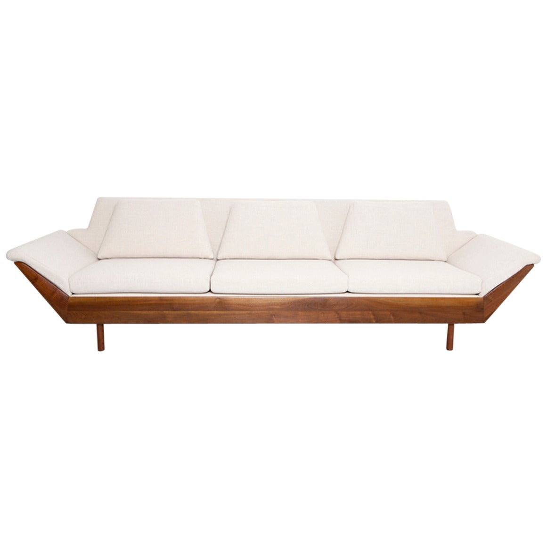 Thunderbird Sofa By Flexsteel At 1stdibs