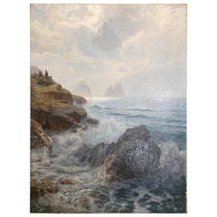 """Hans von Peterson, """"Restless Sea"""""""