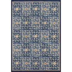 Mid 20th Century Swedish Deco Rug
