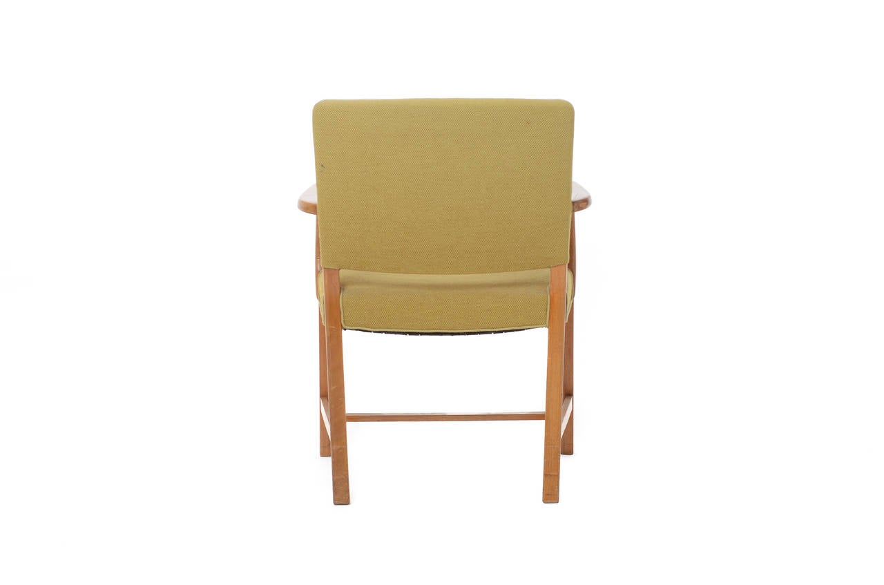 Mid Century Danish Modern Mahogany Dining Chairs Set Of 8 At 1stdibs