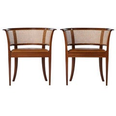 Kaare Klint, Faaborg Chairs, Set of Two