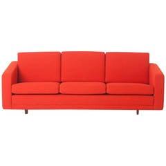 Danish Modern Sofa by Mogensen, Vintage Midcentury