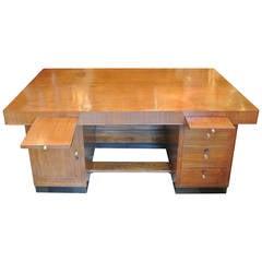Superior Quality Mid-Century Modern Desk, circa 1950