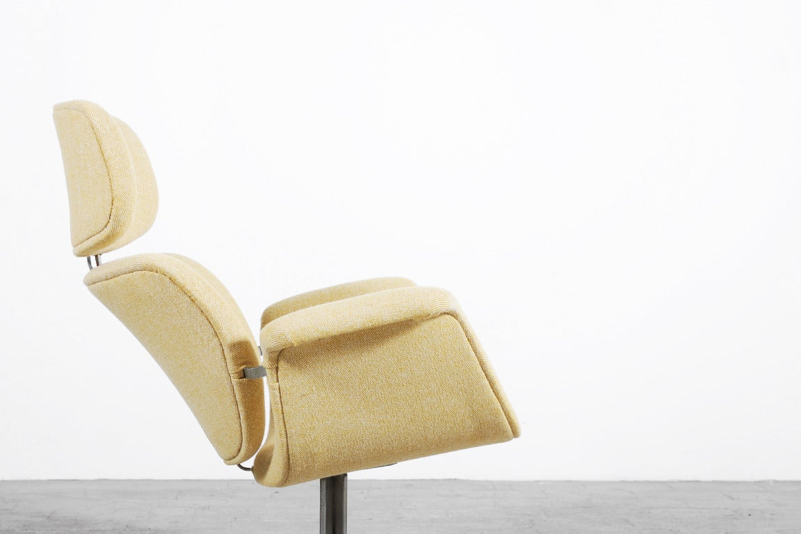 "Mid-Century Modern Pierre Paulin ""Big Tulip"" F545 Chair for Artifort, 1965 For Sale"