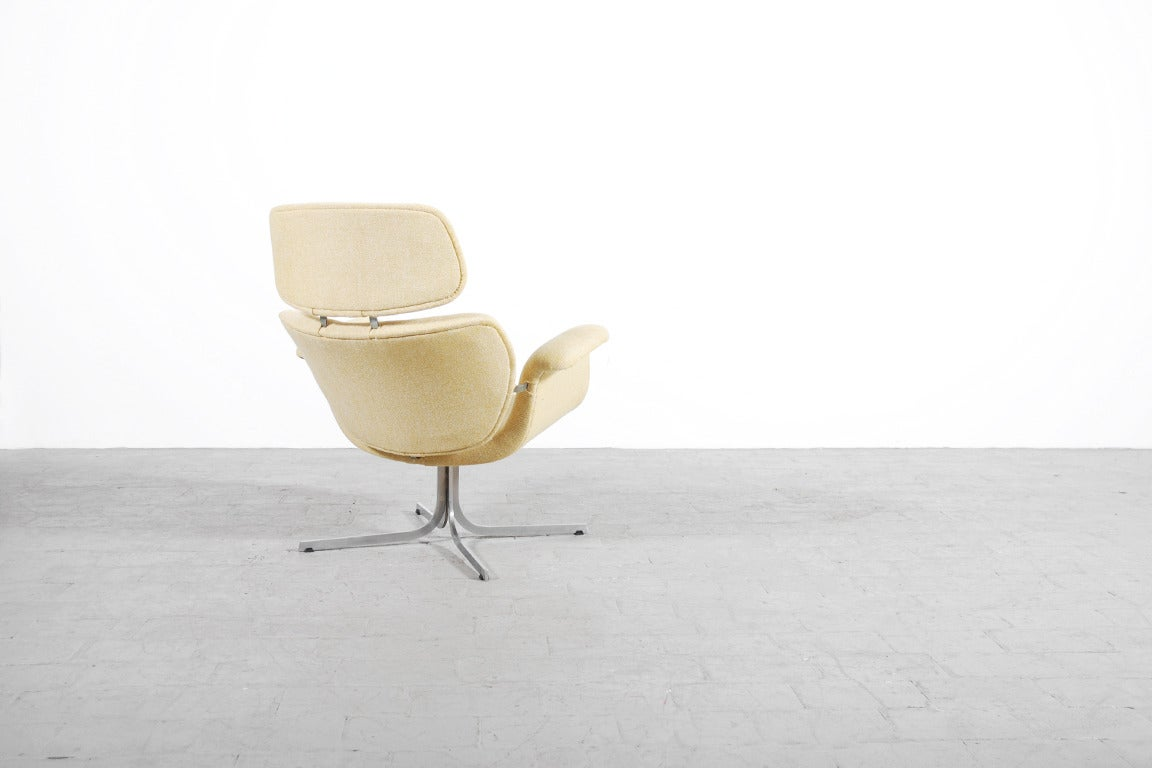 "Pierre Paulin ""Big Tulip"" F545 Chair for Artifort, 1965 In Excellent Condition For Sale In Paris, FR"