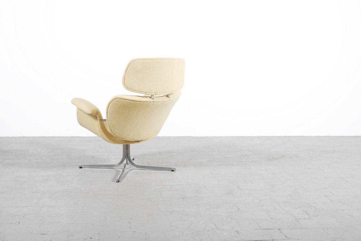 "French Pierre Paulin ""Big Tulip"" F545 Chair for Artifort, 1965 For Sale"
