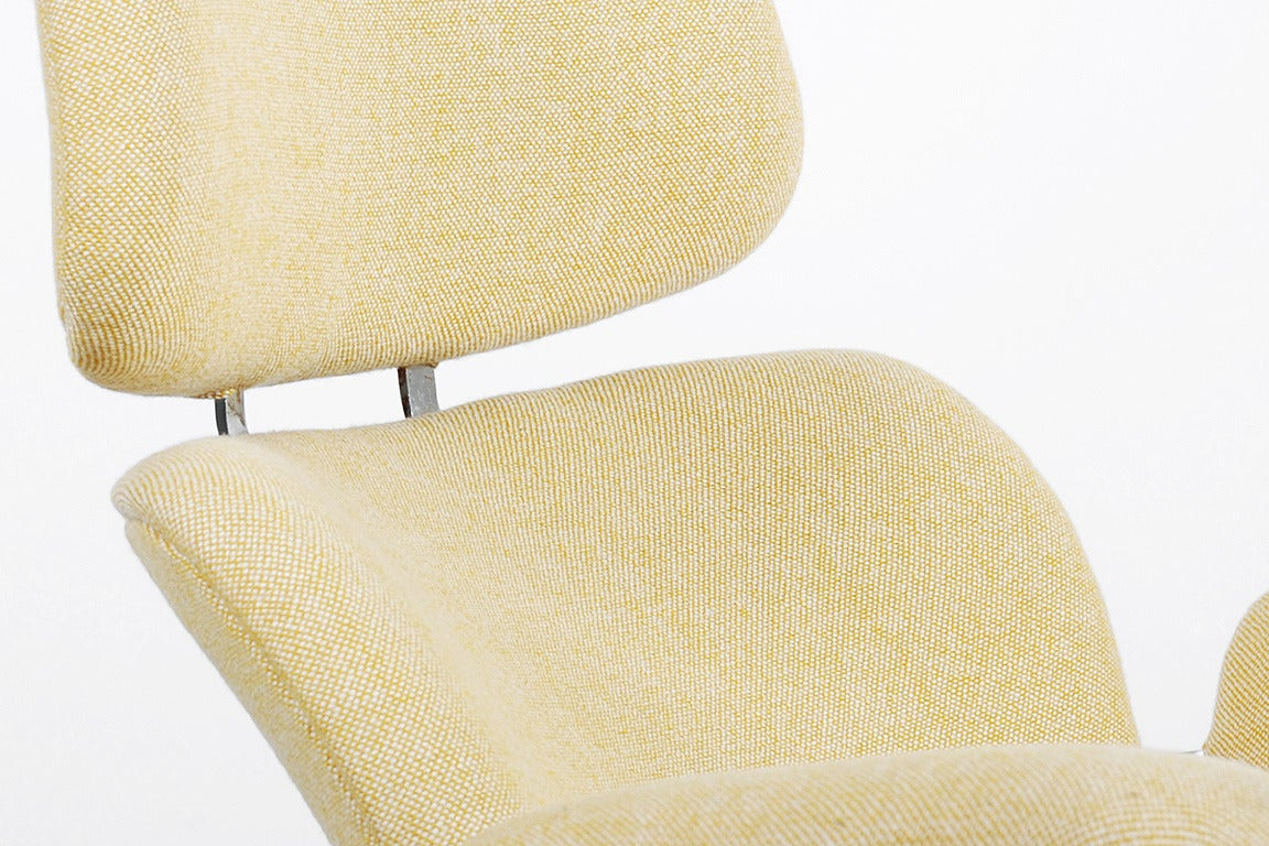 "Pierre Paulin ""Big Tulip"" F545 Chair for Artifort, 1965 For Sale 1"