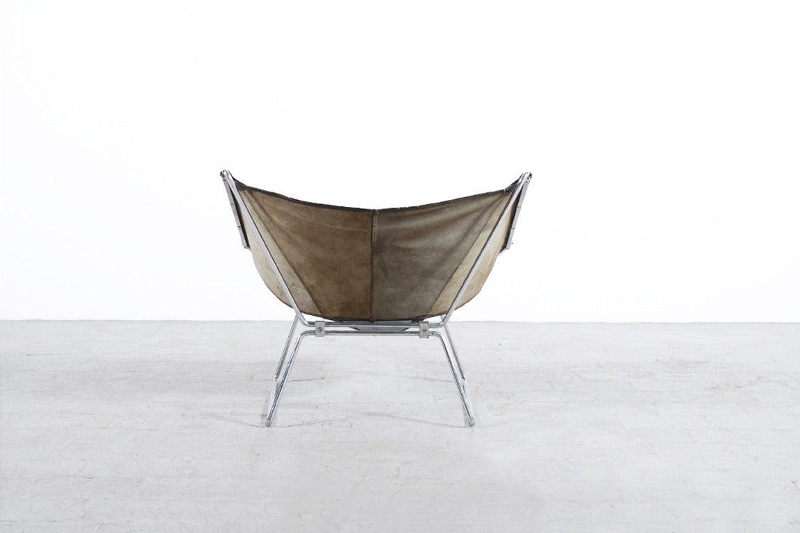 Rare Pierre Paulin Easy Chair Model AP-14 for AP Originals, 1954 4