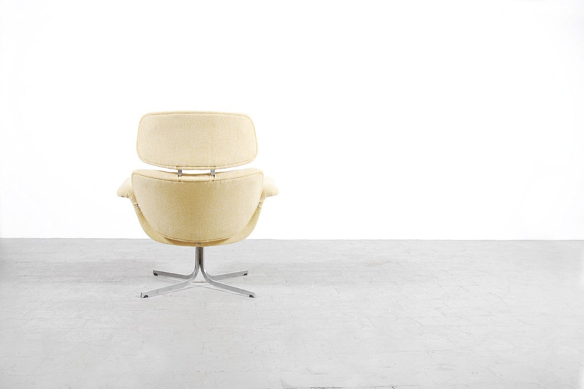 "Mid-20th Century Pierre Paulin ""Big Tulip"" F545 Chair for Artifort, 1965 For Sale"