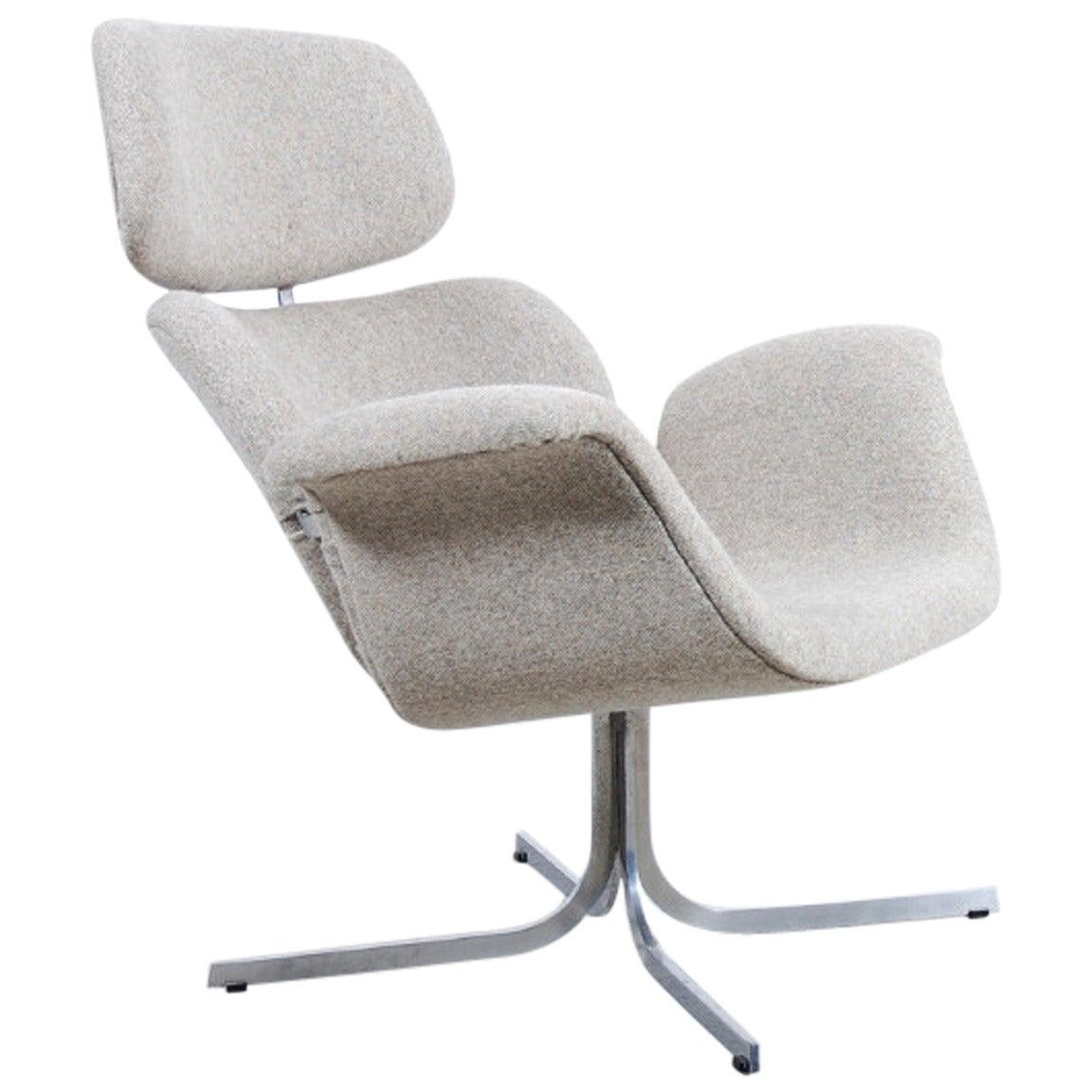 "Pierre Paulin ""Big Tulip"" F545 Chair For Artifort, 1965 At"