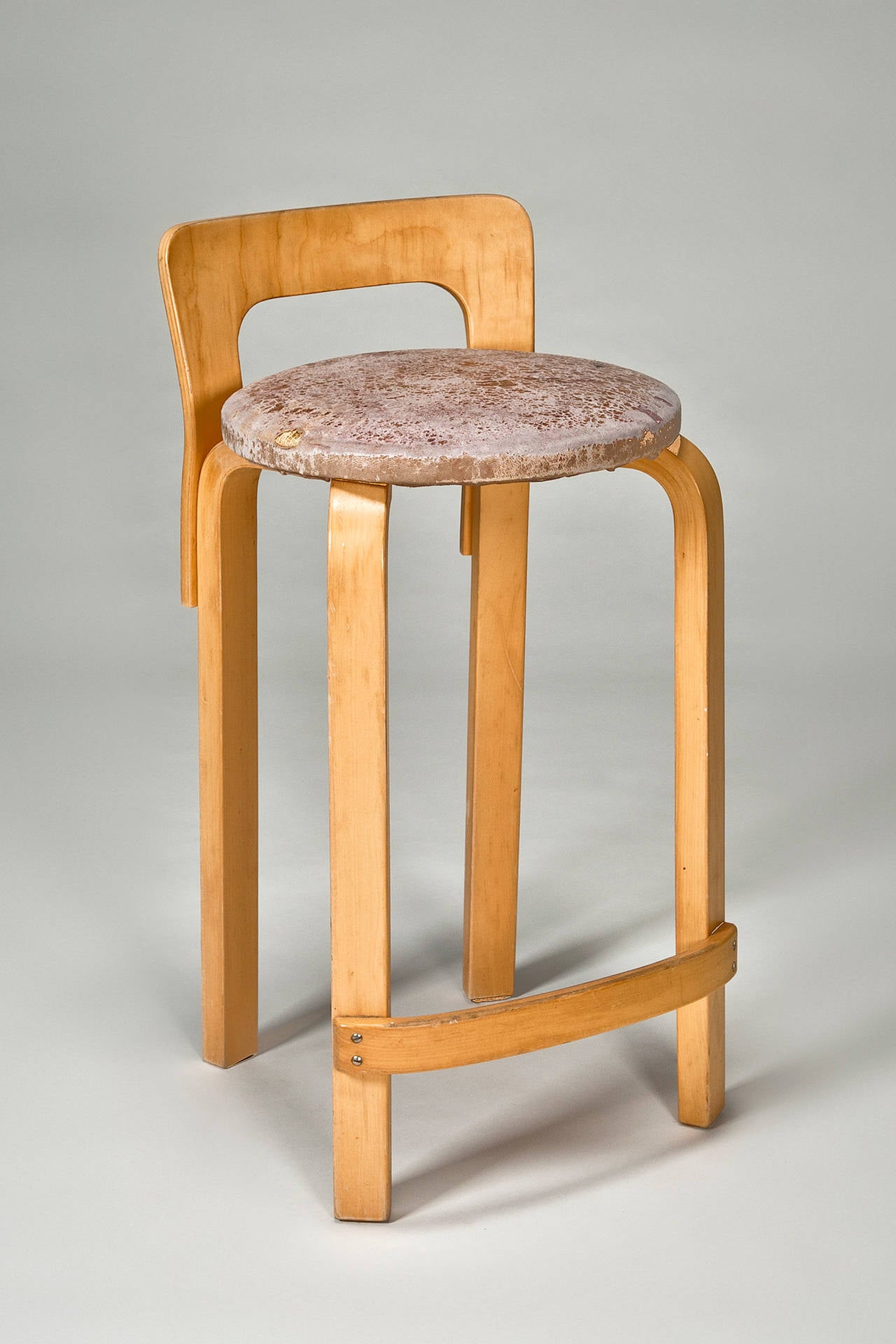 High Chair K65 Set Of 4 By Alvar Aalto From Artek 2nd