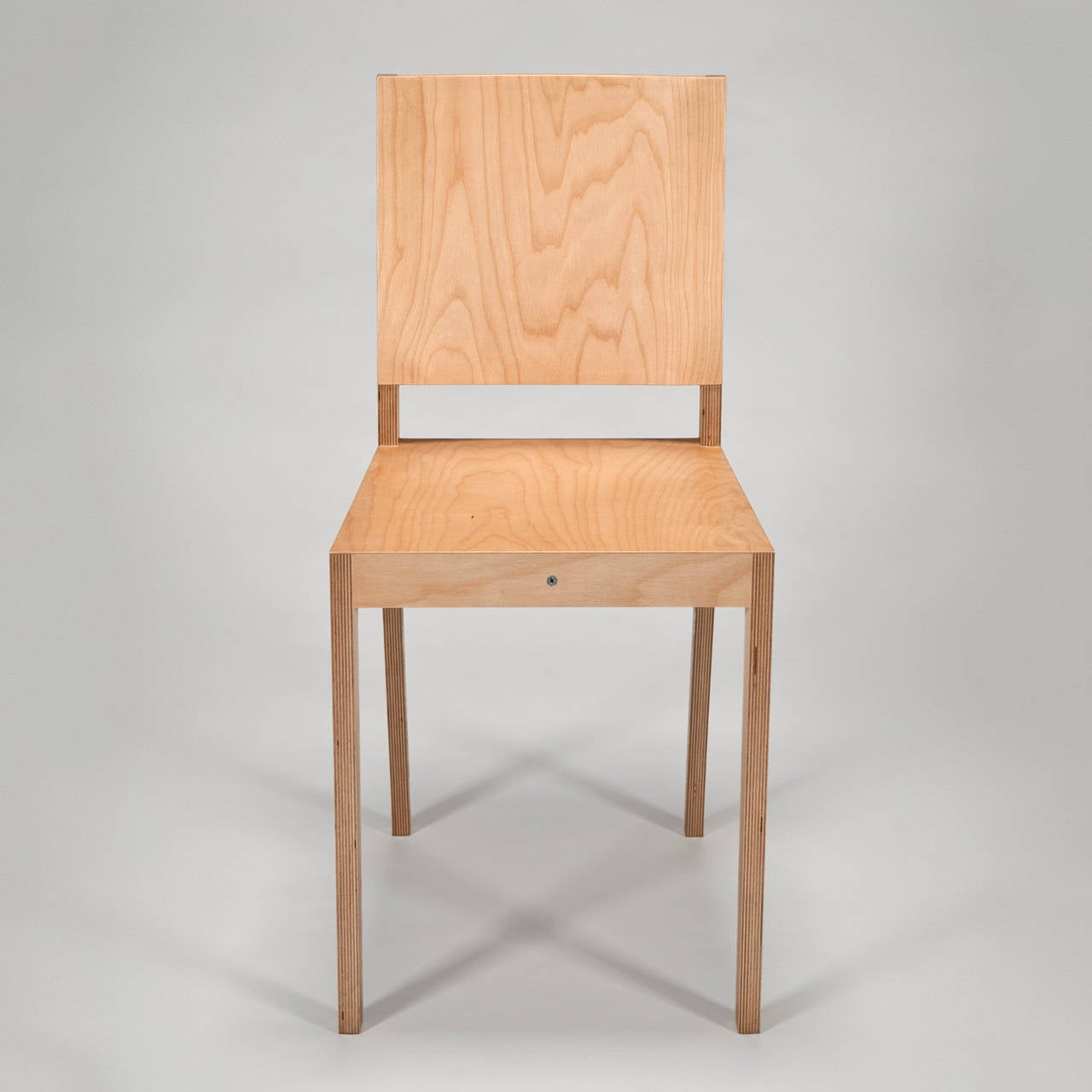 plychair with closed back by jasper morrison for vitra