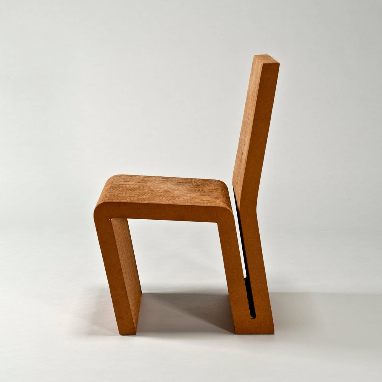 70s chairs is frank o gehry s cardboard chair wiggle side chair - Frank Gehry Side Chair In Cardboard For Vitra Edition 2