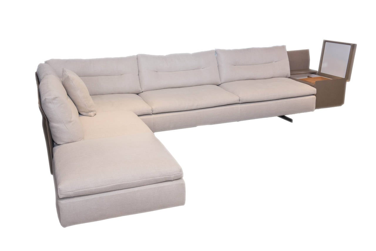 Poltrona Frau Isola Sofa - Home The Honoroak