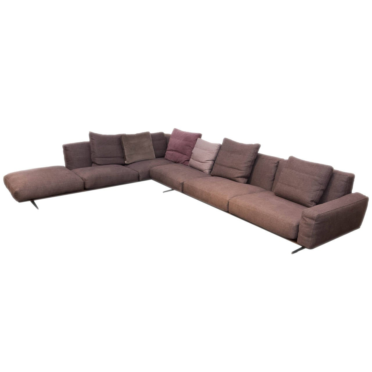 Flexform Sectional Sofa Pleasure Modular