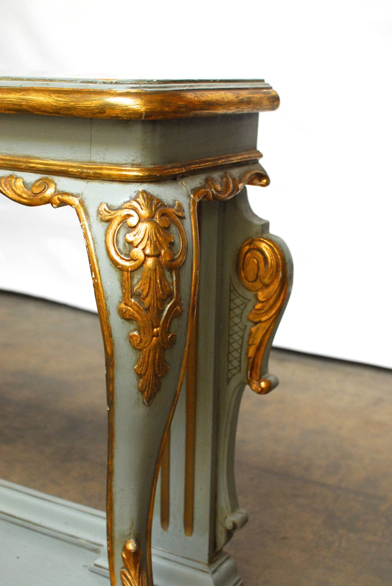 french louis xv style console table for sale at 1stdibs. Black Bedroom Furniture Sets. Home Design Ideas