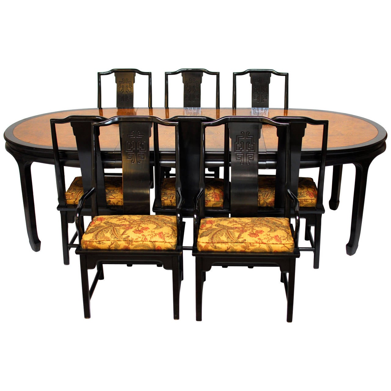 Chin Hua Century Dining Set by Raymond Sabota at 1stdibs : 3126602l from www.1stdibs.com size 1280 x 1280 jpeg 123kB