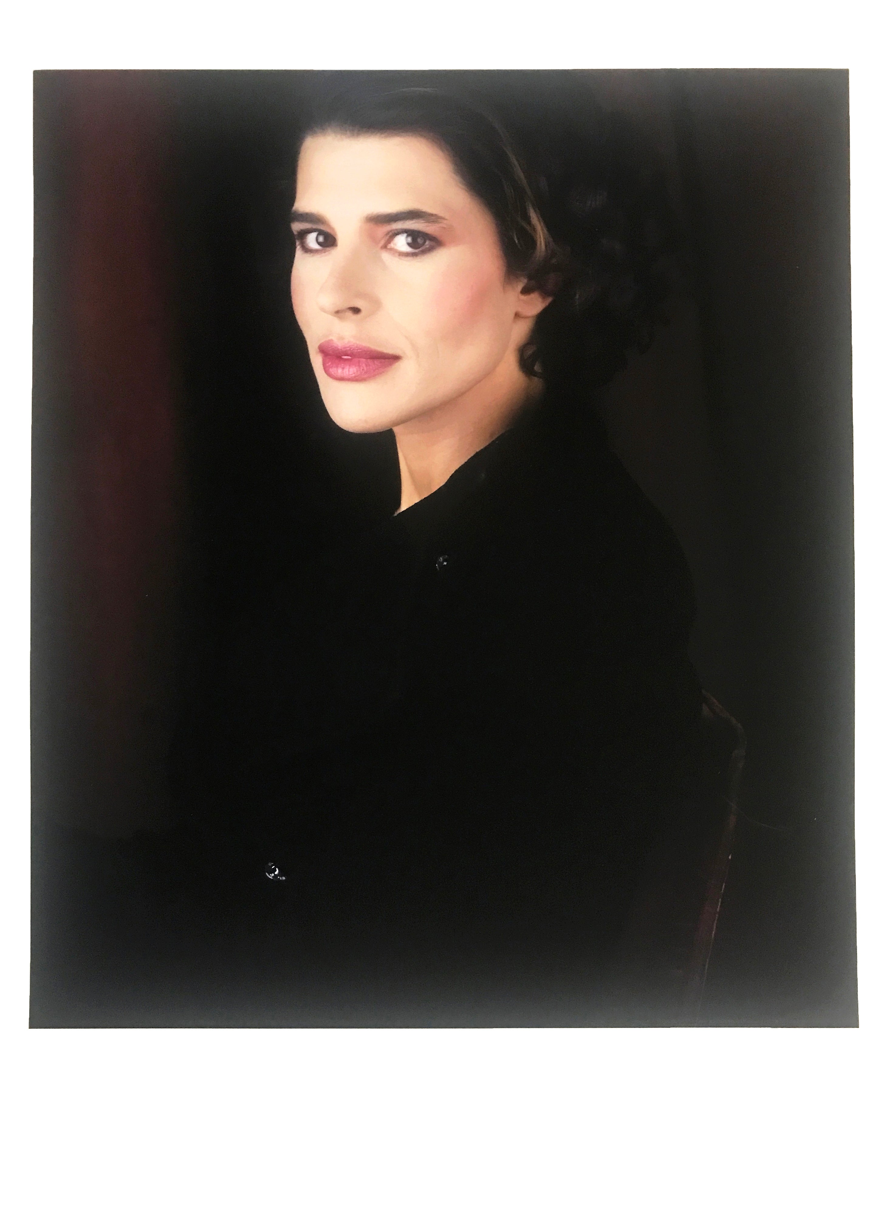 Fanny Ardant, Paris, France, Contemporary Portrait Photography of French Actress