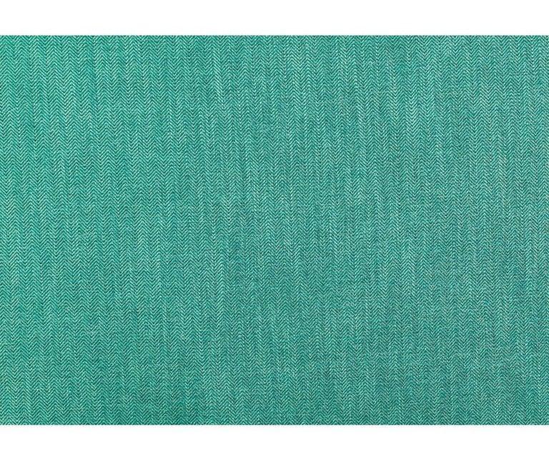 For Sale: Blue (1O4CU00729-70) Ojus Small Chevron Yarn-Dyed Cushion by MissoniHome 2