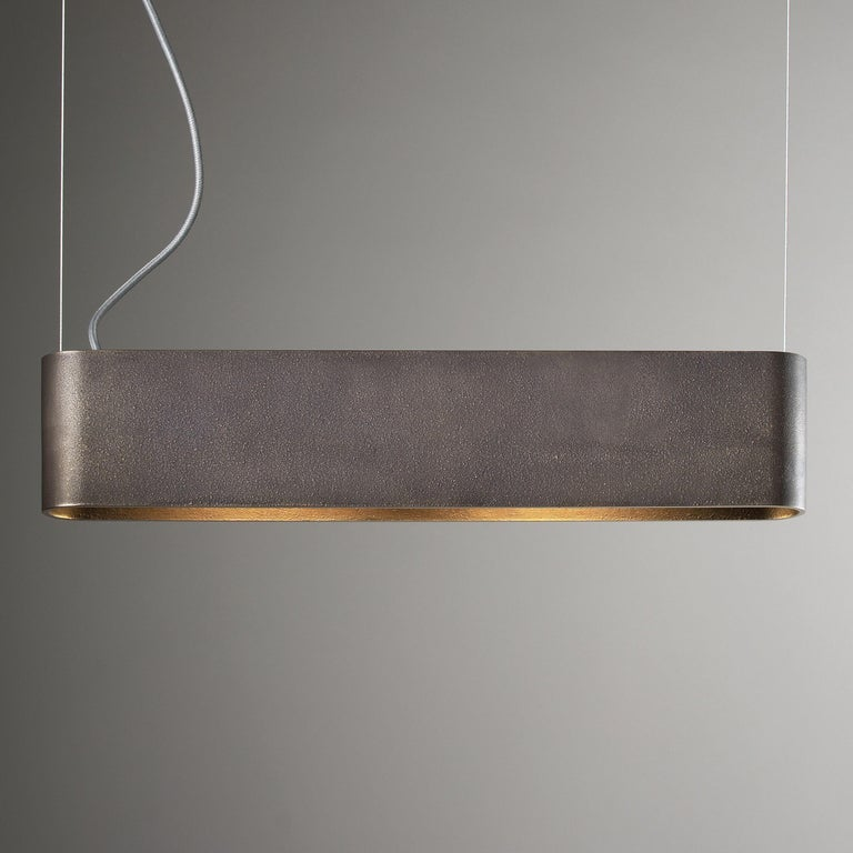 For Sale: Brown (SO.SU.60.LED.BR) Solo 60 Pendant Light by Jacco Maris 2