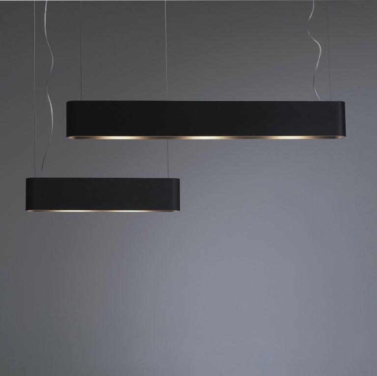 For Sale: Black (SO.SU.60.LED.AA ) Solo 60 Pendant Light by Jacco Maris 3