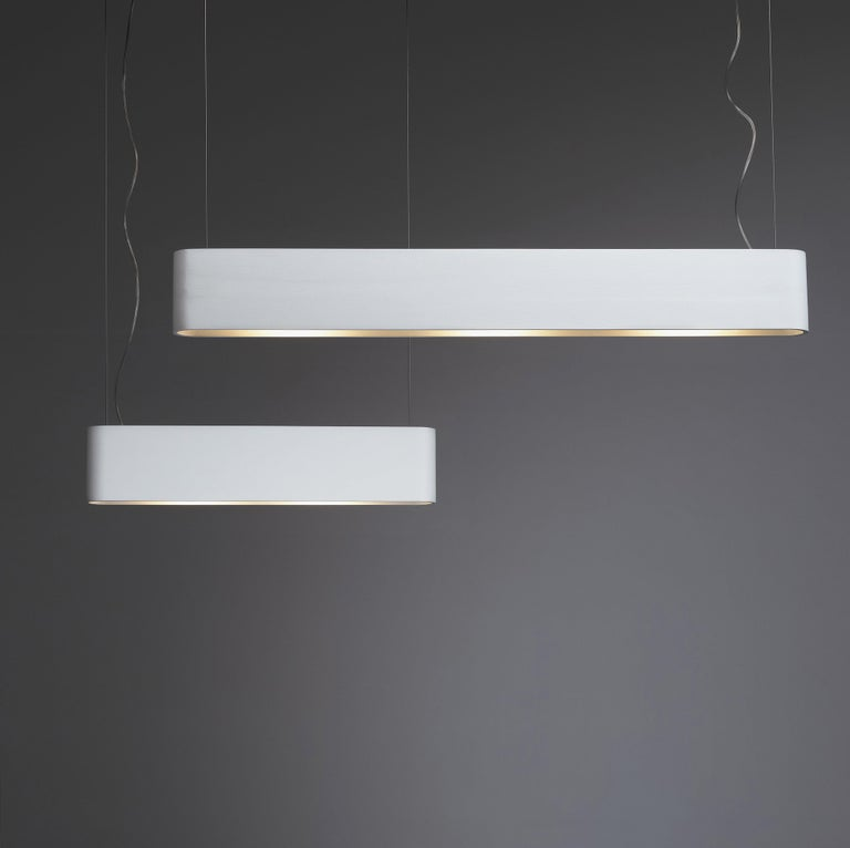 For Sale: White (SO.SU.60.LED.AW ) Solo 60 Pendant Light by Jacco Maris