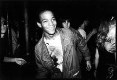 BASQUIAT, The Mudd Club, New York, 1979