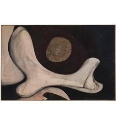 "Original Antoniucci Volti Oil Painting Entitled ""Os"""