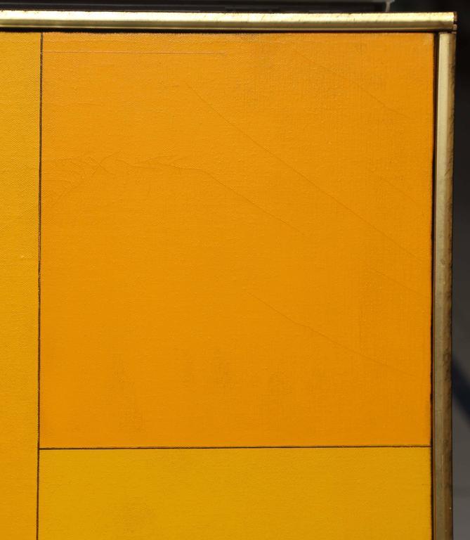 Atatapa 1 - Painting by Ludwig Sander