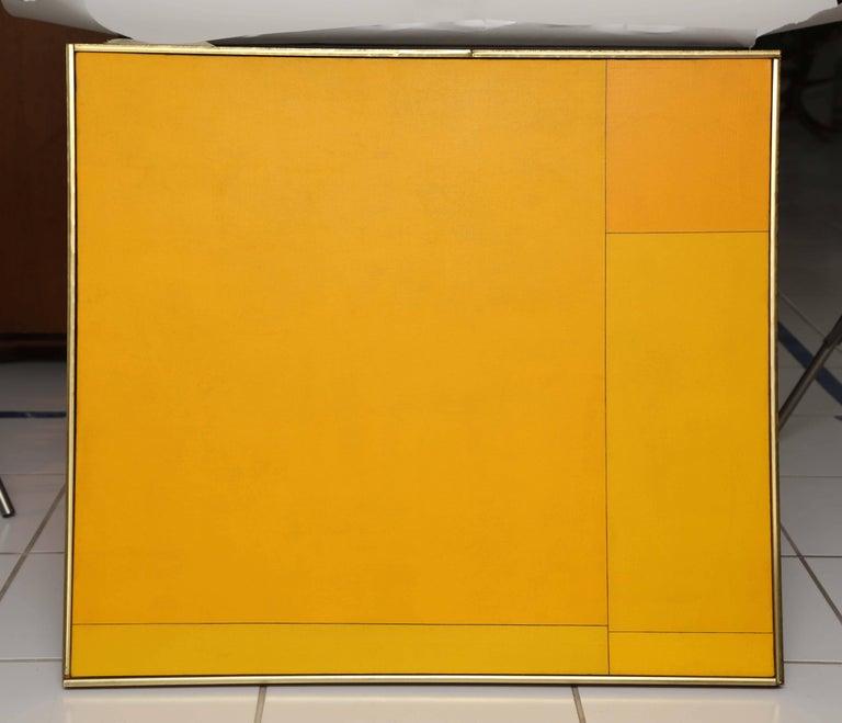 Ludwig Sander Abstract Painting - Atatapa 1