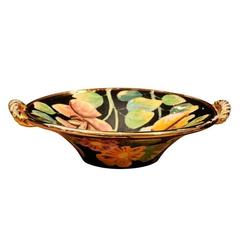 Vallauris Bowl with Rope Style Handles