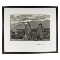 Henri Cartier-Bresson Srinagar, Kashmir Silver Gelatin Print