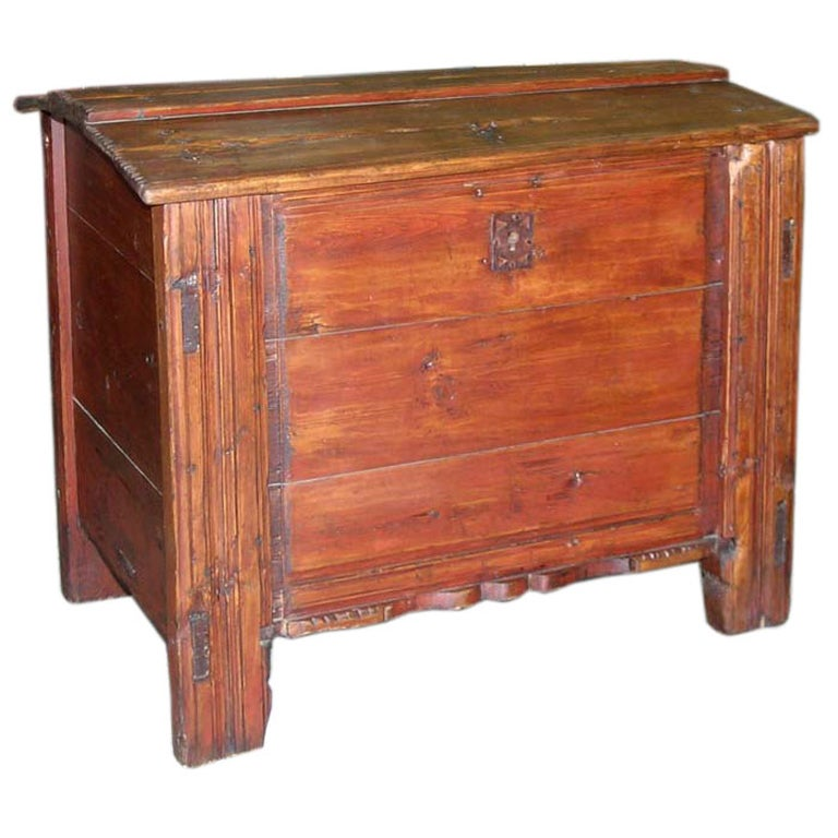 18th Century Dowry Chest