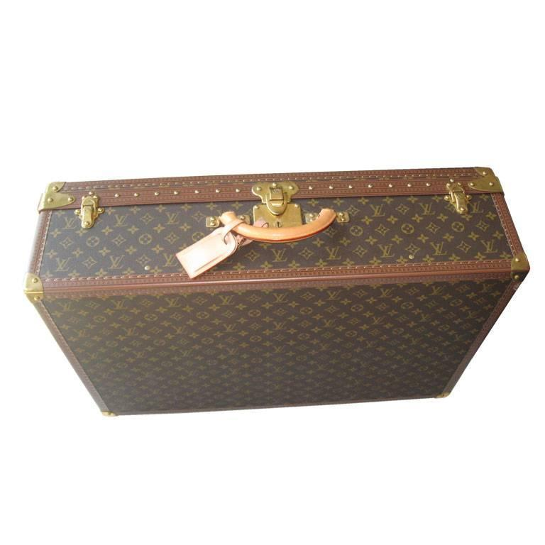 Louis Vuitton Alzer 75 For Sale At 1stdibs