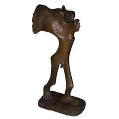 1960s Bronze Sculpture by James Brown