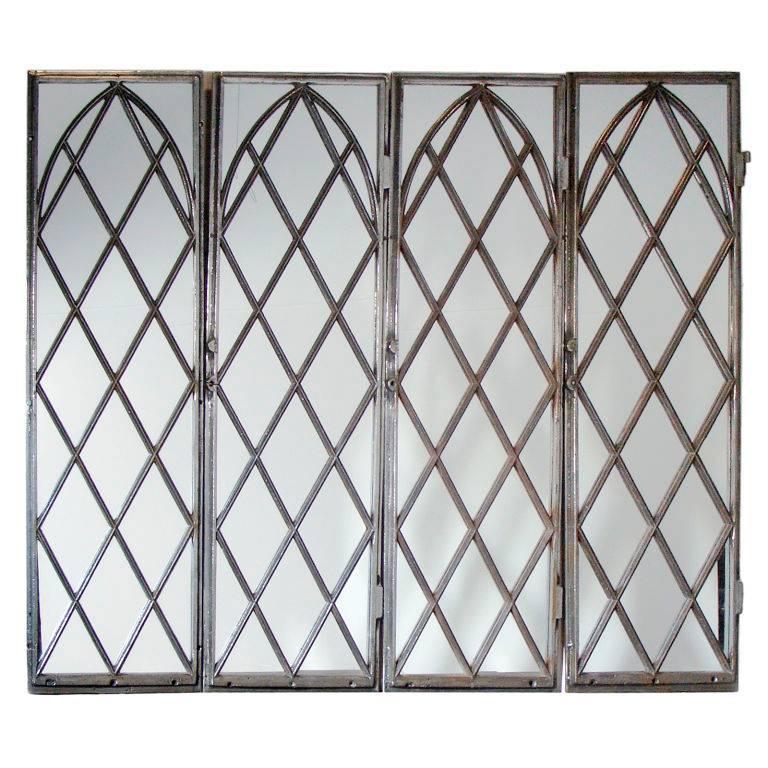 Window Frame Mirrors