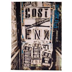 Silk One of a Kind Cost and Enx Graffiti Rug