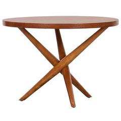 T.H. Robsjohn-Gibbings Side Table 'A'