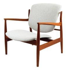 Finn Juhl 136 Chair