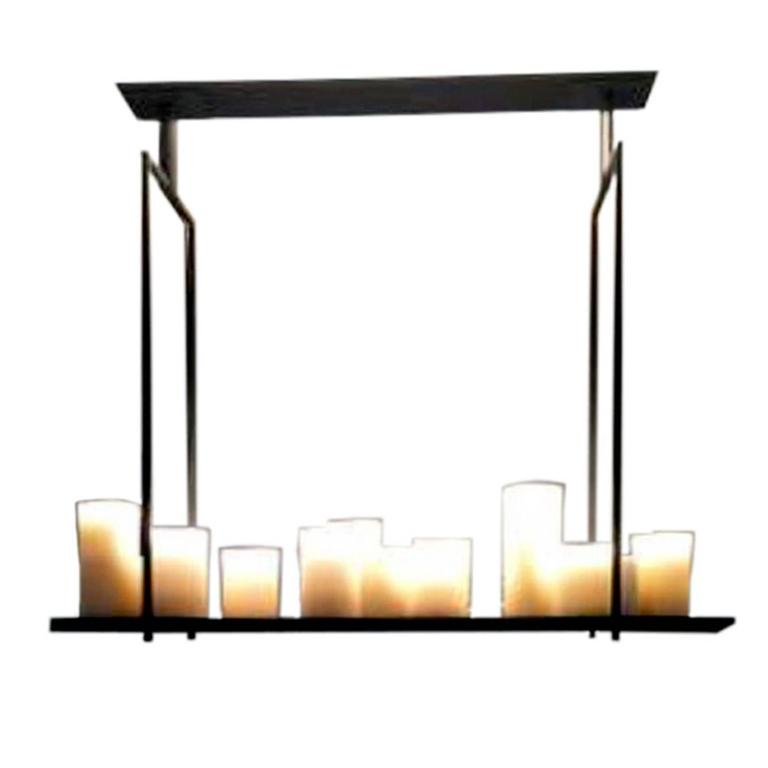 Altar 11 Candle Hanging Light Fixture by Kevin Reilly for Holly – Holly Hunt Chandelier