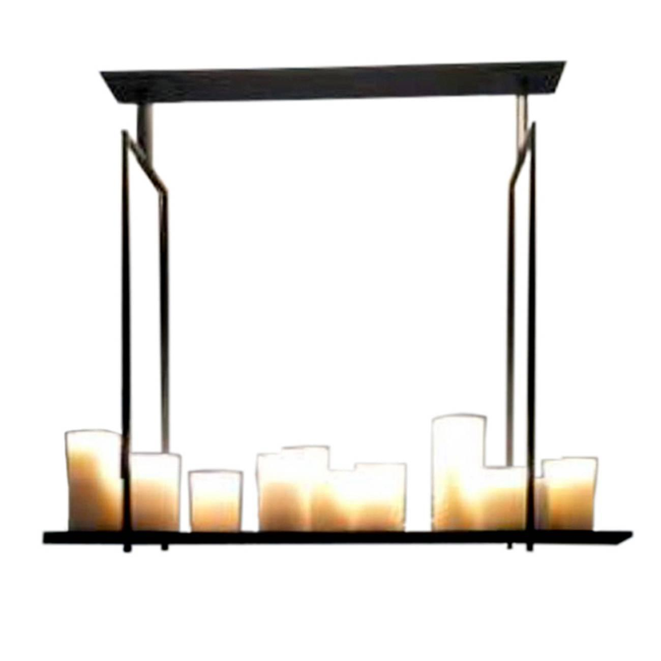 Altar 11 Candle Hanging Light Fixture By Kevin Reilly For