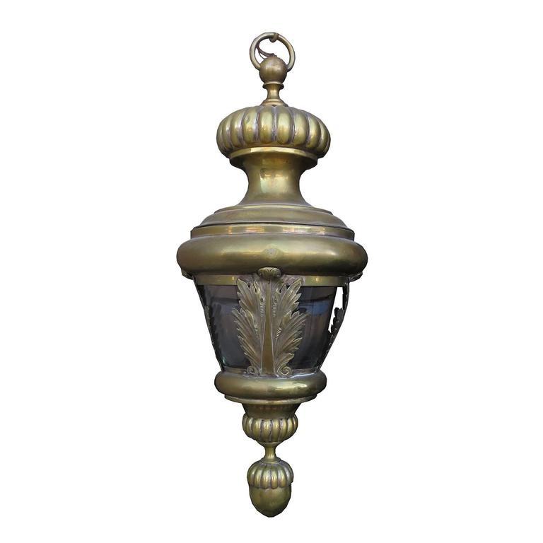 18th Century Dutch Lantern