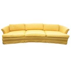 9ft Vintage Midcentury Widdicomb Style Sofa