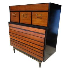 Vintage American of Martinsville Highboy Dresser