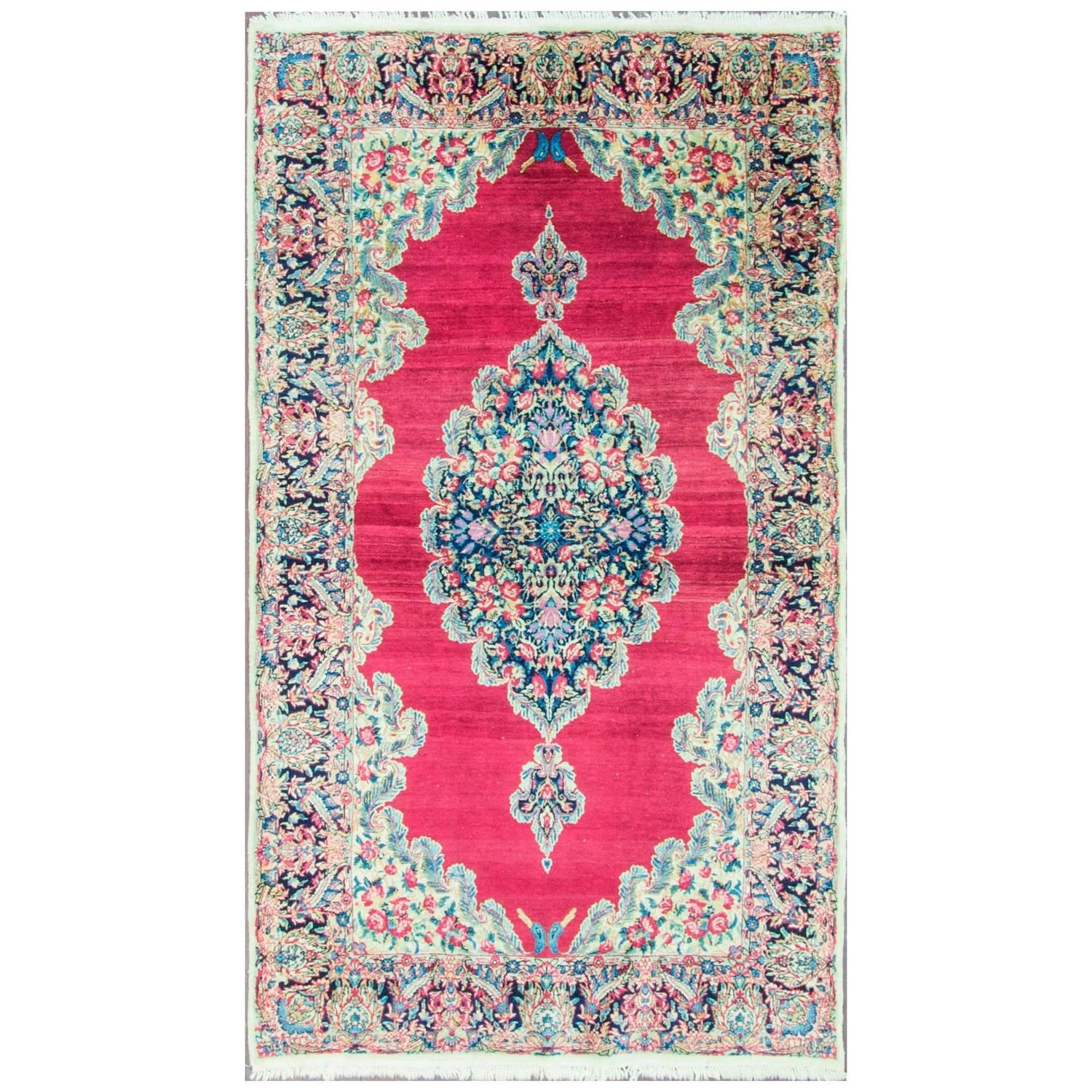 Laver Kerman Rug For Sale At 1stdibs