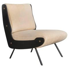 Model No. 836 Lounge Chair by Gianfranco Frattini