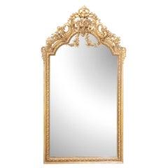 Mirror, Napoleon III, 19th Century