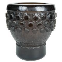 Art Deco Daum Nanacy Vase