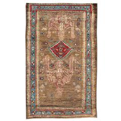 Antique Persian Kurd Rug