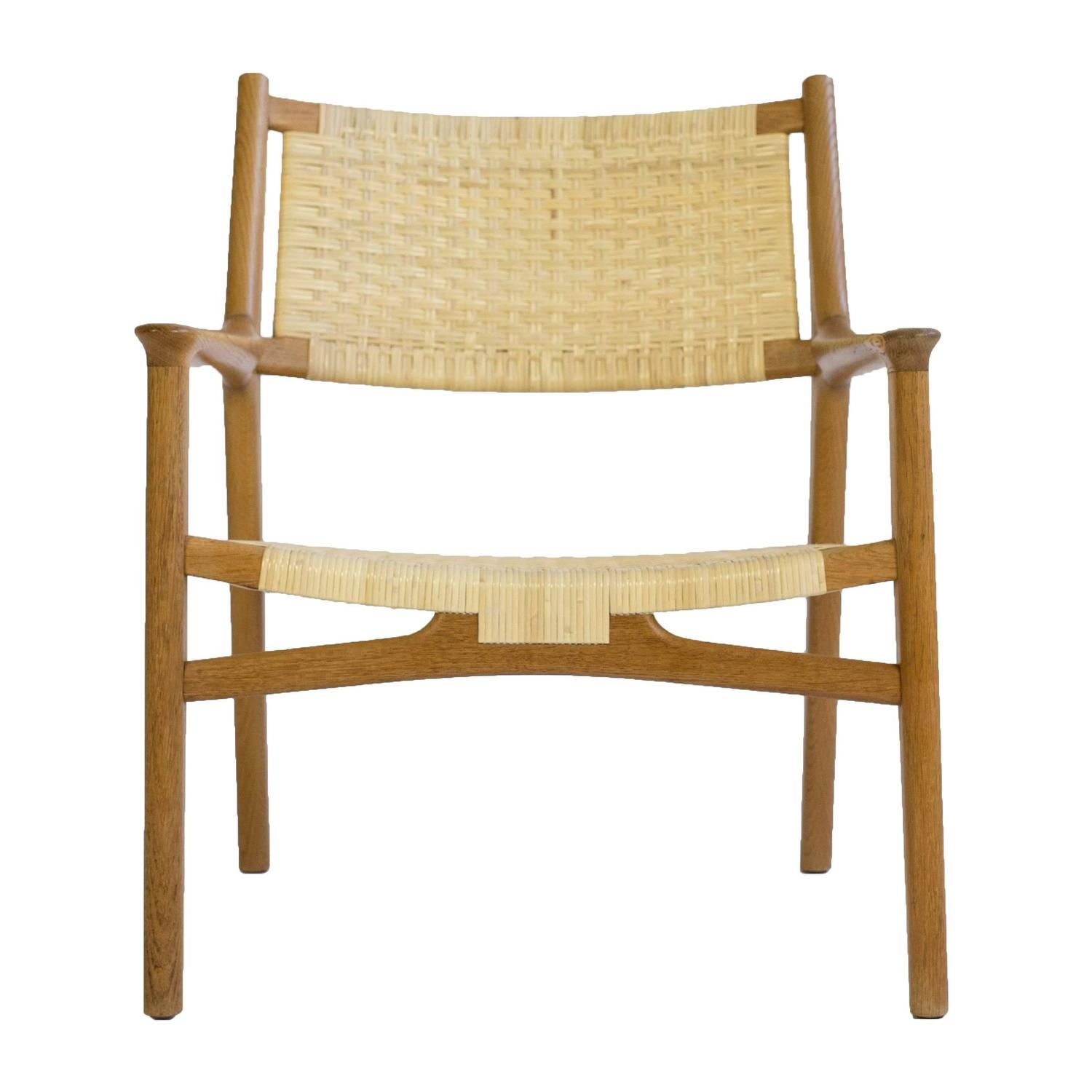 Hans J Wegner JH 516 Chair for Johannes Hansen For Sale at 1stdibs